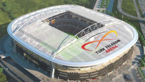 Galatasaray stadı isimsiz kaldı!