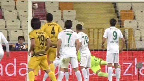 Türkiye Kupası'nda kural hatası mı yapıldı?