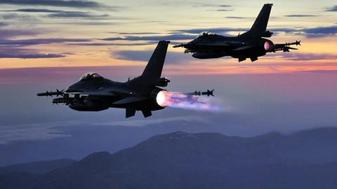 Kuzey Irak'ta 23 terörist etkisiz hale getirildi