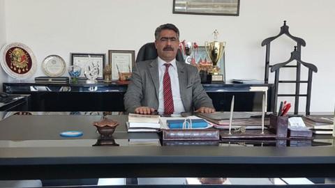 Atatürk'e hareket eden daire başkanı görevden alındı