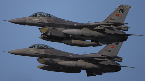 TSK, Kuzey Irak'a hava harekatı düzenledi