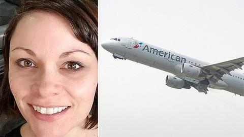 Uçak tuvaletinde tecavüz