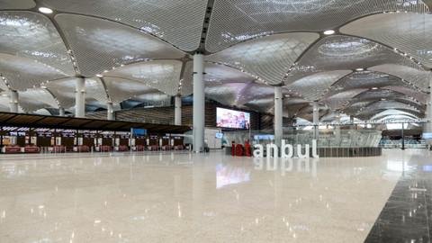 Yeni açılan havalimanında 33,2 milyon liralık tasarruf sağlanacak