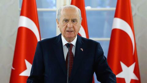 Devlet Bahçeli: Türk milletinin kim olduğu mu kaldı? Nereye varmak istemektesiniz?