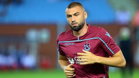 Burak Yılmaz, Malatyaspor maçında kadroya alınmadı