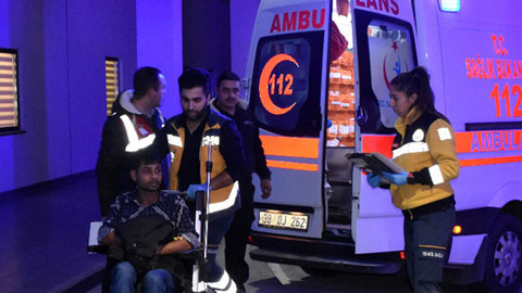 Kayseri'de 59 düzensiz göçmen hastanelik oldu