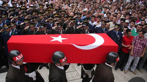 Şırnak'ta 2 asker şehit oldu 1 asker yaralandı