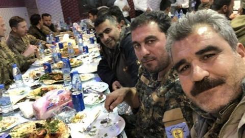 ABD PKK ile aynı masada