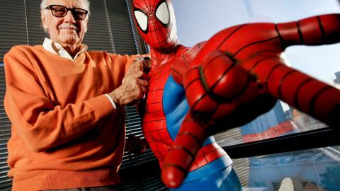 Dünyaca ünlü çizgi roman yazarı Stan Lee hayatını kaybetti