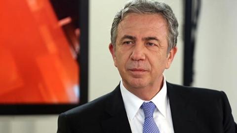 Mansur Yavaş'tan CHP'lilere tepki