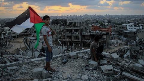 Filistinli gruplar Gazze'de ateşkesin sağlandığını duyurdu