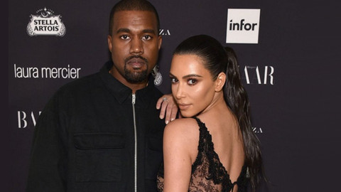 Kim Kardashian: Kocam para gibi kokuyor