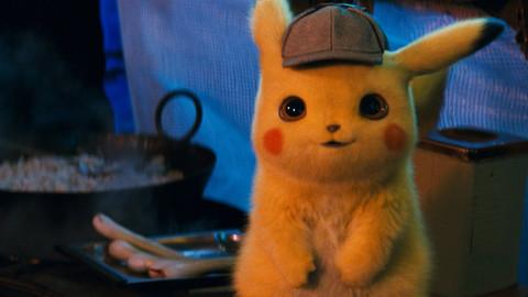 Pokemon serisinin yeni filmi 'Dedektif Pikachu' fragman izle