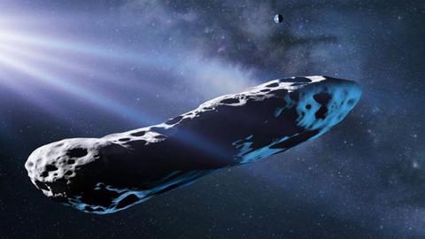 Oumuamua nedir? Oumuamua nasıl kayboldu?