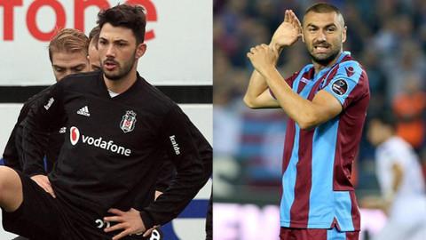 Süper Lig'de takas: Al Tolgay'ı ver Burak'ı