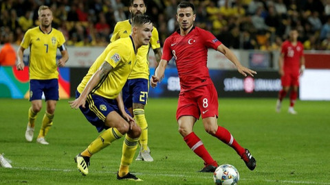 Türkiye İsveç ile 12. kez karşı karşıya gelecek