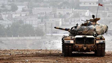 TSK Afrin'de sokağa çıkma yasağı ilan etti