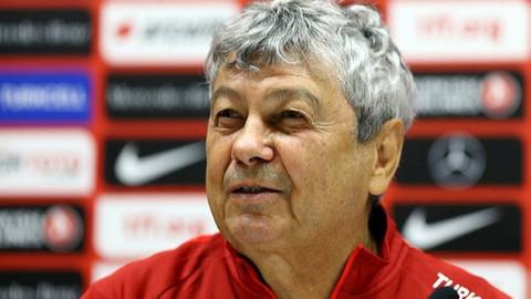 Lucescu'dan istifa açıklaması