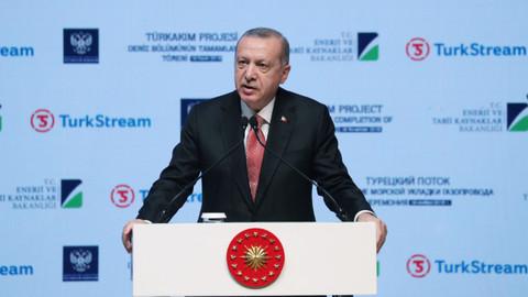 TürkAkım Projesi'nde tarihi gün!