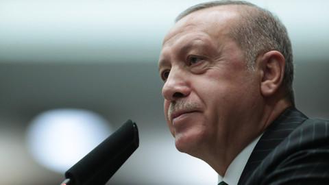 Cumhurbaşkanı Erdoğan adayları uyardı