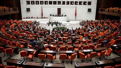 2019 Merkezi Yönetim Bütçe Kanunu kabul edildi