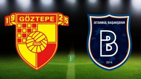 Medipol Başakşehir'de Göztepe maçının hazırlıkları tamamlandı