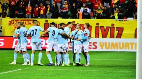 Medipol Başakşehir galibiyeti seriye bağladı