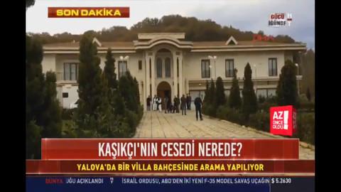 Cemal Kaşıkçı'nın cesedinin bulunduğu Yalova'daki villa kime ait?