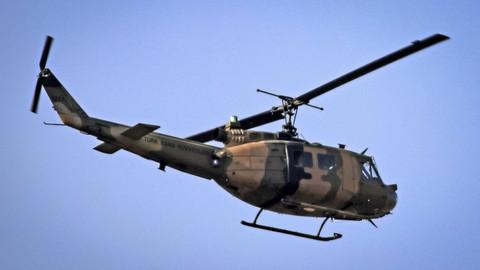UH 1 tipi helikopterler 2002'den bu zamana 5 kazaya karıştı