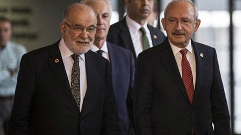 Kılıçdaroğlu ile Karamollaoğlu arasındaki görüşme sona erdi