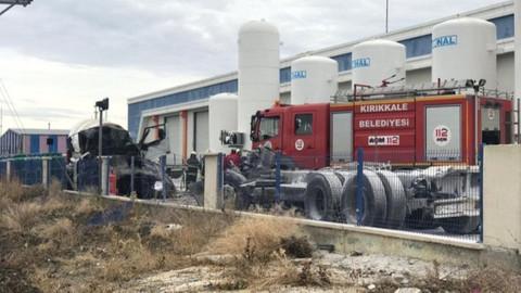 Son Dakika! Kırıkkale Organize Sanayi Bölgesi'nde patlama: Ölü ve yaralılar var