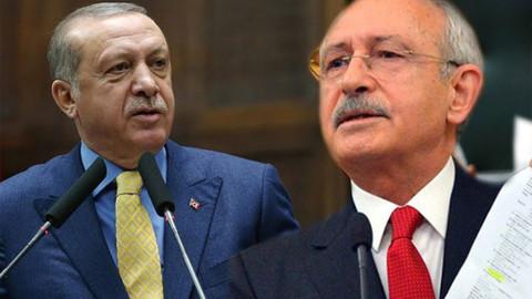 Kılıçdaroğlu 'Man Adası iddiası' nedeniyle Erdoğan'a tazminat ödeyecek