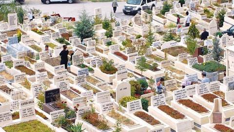 Sahibinden satılık mezarlık