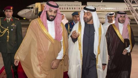 Suudi Arabistan ve BAE, PYD/PKK kulelerini finanse edecek