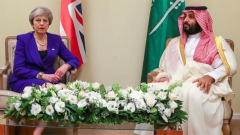 İngiltere'den Suudi Arabistan'a Türkiye ile tam iş birliği çağrısı