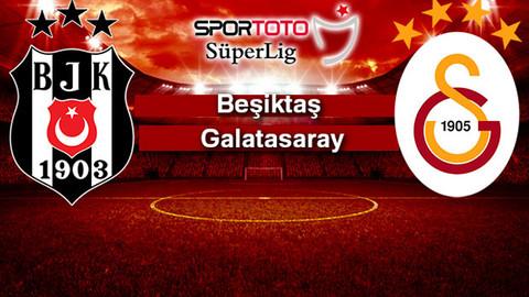 Yılın son derbisinde gülen taraf Beşiktaş oldu