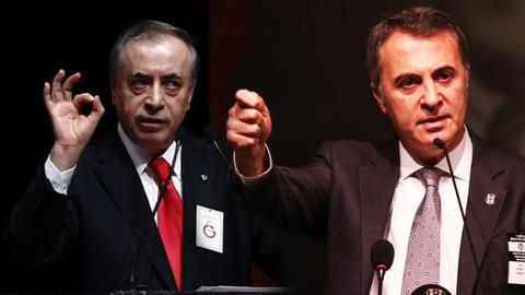 Galatasaray'dan Fikret Orman tepkisi