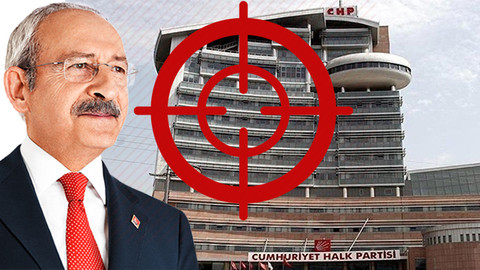 Kılıçdaroğlu'na dürbünlü suikast şüphesi