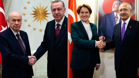 AK Parti-MHP, CHP-İYİ Parti görüşmelerinde kritik süreç