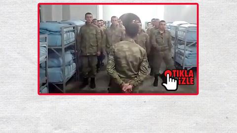 Askeriyede Fatih Bucak için çekilen video hakkında soruşturma başlatıldı