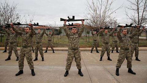 Bedelli askerler nasıl eğitim alıyor?