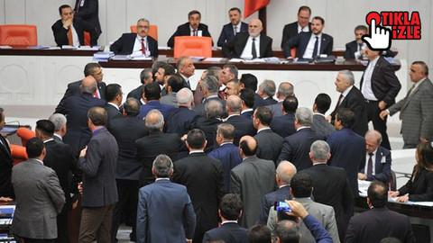 AK Parti ve İYİ Parti arasında Akşener polemiği: Hass..lan!