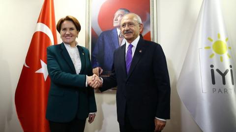 CHP-İYİ Parti ittifakı bitiyor mu?