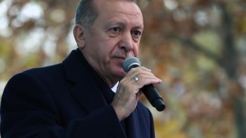 Cumhurbaşkanı Erdoğan'dan Fatih Portakal'a sert sözler