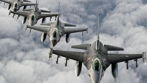 Kuzey Irak'ta 13 terörist öldürüldü