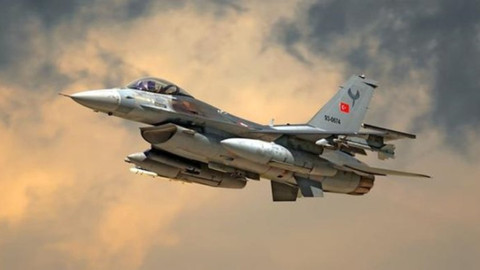 Hava harekatında 7 PKK'lı öldürüldü