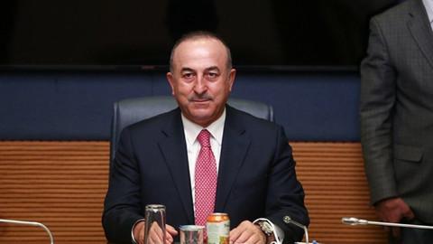 Çavuşoğlu'ndan terör açıklaması