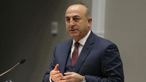 Çavuşoğlu: Netanyahu ile PKK'nın ortak özelliği var
