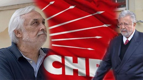 CHP'den Metin Akpınar ve Müjdat Gezen açıklaması