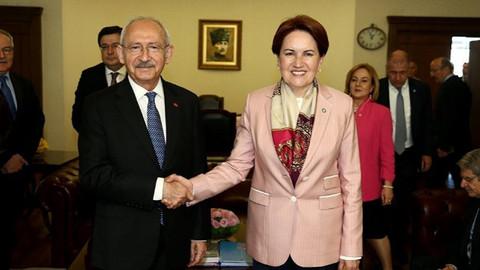 CHP - İYİ Parti iş birliği genişliyor